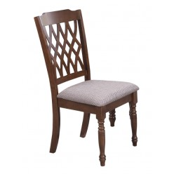 Классический стул из массива натурального дерева Виченца, Китай