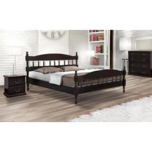 Деревянная кровать Надежда, Елисеевская мебель