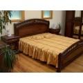 Коричневая кровать 1800 для спальни Флоренция, Китай