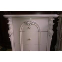 Тумбочка прикроватная в мебельный гарнитур Коко Шанель