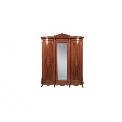 Трехдверный одежный шкаф в спальню Элизабет 8706