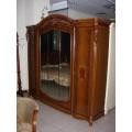 Большой пятидверный шкаф для одежды Жозефина ( Афина)