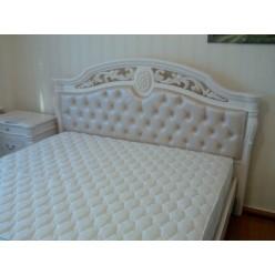 Двухспальная кровать 1600 в мебельный гарнитур Жозефина