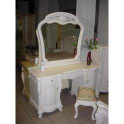 Стол туалетный с зеркалом в мебельный гарнитур Жозефина