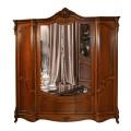 Пятидверный шкаф для мебельного гарнитура Каролина