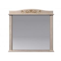 Зеркало в резной оправе для комплекта Микела