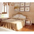 Кровать 1600 в подъемным механизмом в спальню Дженифер