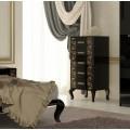 Высокий комод в модную спальню Пиония