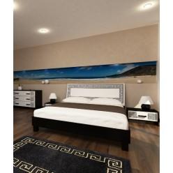 Двухспальная кровать 1800 с подъмным механизмом в спальню Виола, Украина