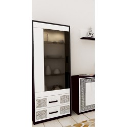 Пенал однодверный в комплект мебели Виола