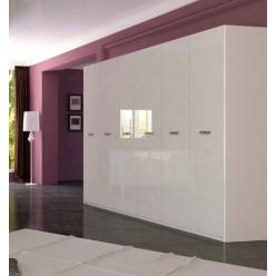 Шкаф шестидверный в мебельный гарнитур Империя