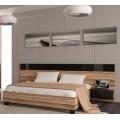 Кровать 1600 в спальный гарнитур Соната