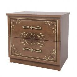 Прикроватная тумбочка в мебельный гарнитур Ницца