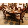 Стол со стульями в столовую Париж, Китай