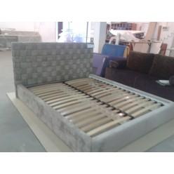 Кровать Квадро от Sofyno с подъемным механизмом