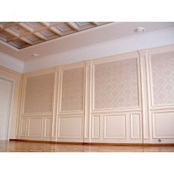 Стеновые панели в классическом интерьере