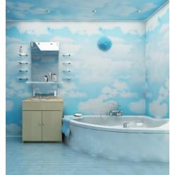 Стеновые панели для ванной из ПВХ