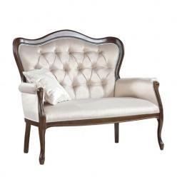 Двухместный не раскладывающийся диван Версаль
