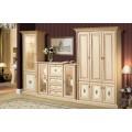 Шкаф трехдверный в мебельный гарнитур Терра