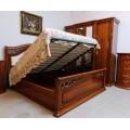 Кровать 1600 с подъемным механизмом Валенсия, София