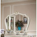 Зеркало к буфету Версаль в стиле ренессанс с золотой патиной