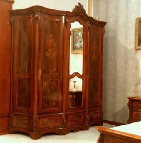 Шкаф малый на три двери МАРАБЕЛЛА Румыния