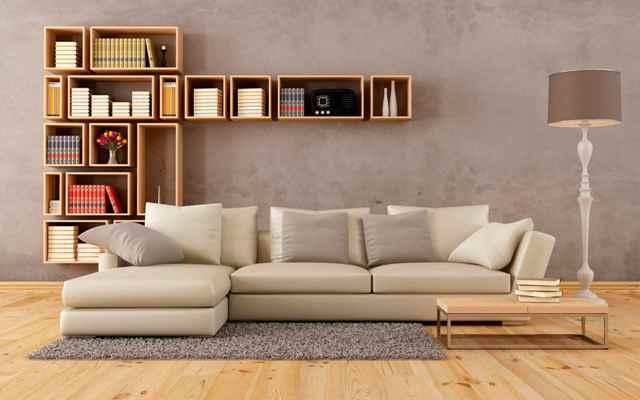 Угловые диваны в гостиную со спальным местом. Размеры и фото мягкой мебели